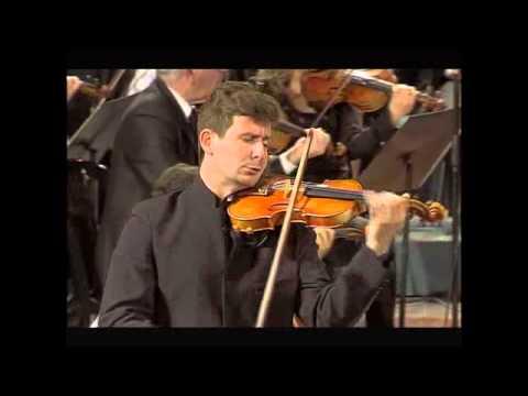 Ermir Abeshi, Brahms Violin Concerto