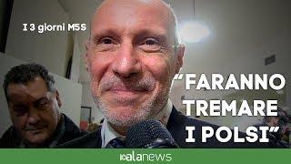 """De Falco e Carelli new entry che """"faranno tremare i polsi"""""""