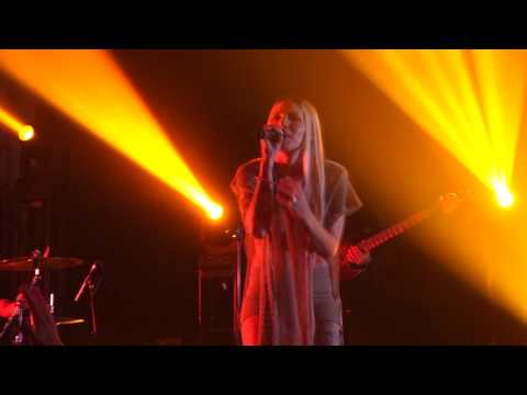 Skylar Grey (Part 1) Live At The Bluebird Theater In Denver CO, 9/30/16