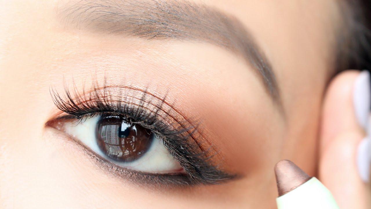 how to: apply smokey eyeshadow for beginners | chiutips