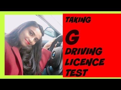 G LICENCE DRIVING TEST- PORT UNION , TORONTO. | Like