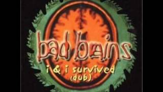 bad brains-ragga dub
