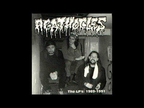 Agathocles - The LP's 1989-1991 Compilation