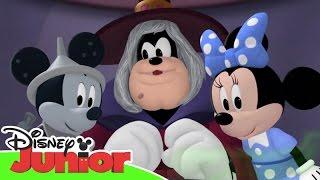 La Casa de Mickey Mouse: Momentos Especiales - El mago de Dizz | Disney Junior Oficial