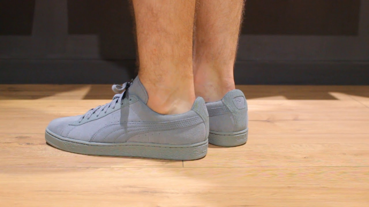 finest selection 3f20d 067a8 ONFEET Puma Suede Classic Tonal