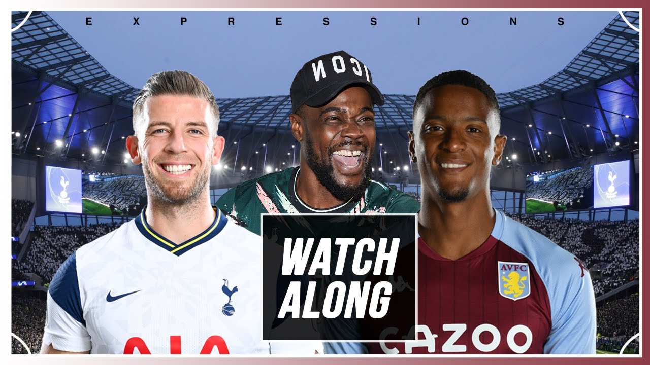 Download THE FINAL STRAW 🤬🤬 Tottenham (1) vs Aston Villa (2) LIVE WITH EXPRESSIONS OOZING