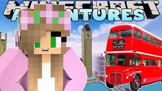Minecraft : Little Kelly Adventures :TRIP TO LONDON!
