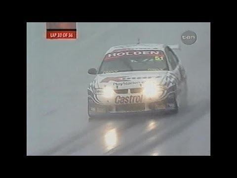 2001 V8 Supercars - Pukekohe - Race 1 - Wild Weather