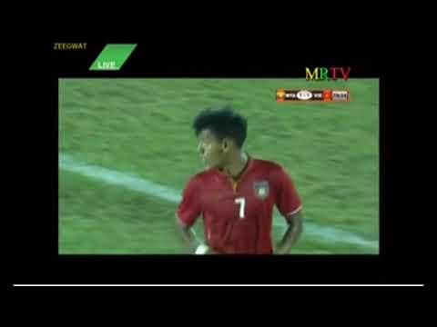 Myanmar vs vietnam live streaming menit 70 scor 1-1