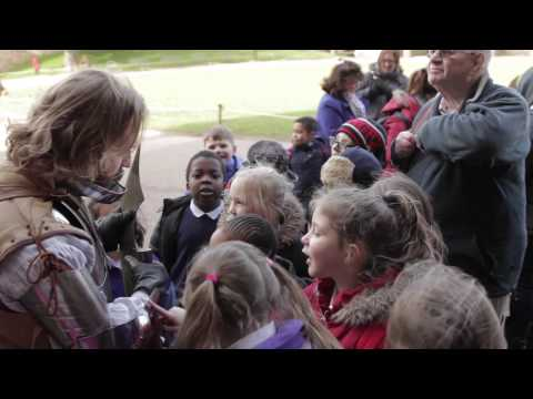 Warwick Castle Schools Tours and Talks