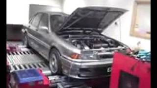 Bazeng vr4 on Dyno - 400kw atw