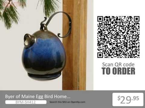 Byer Of Maine Egg Bird Home From Opentip.com