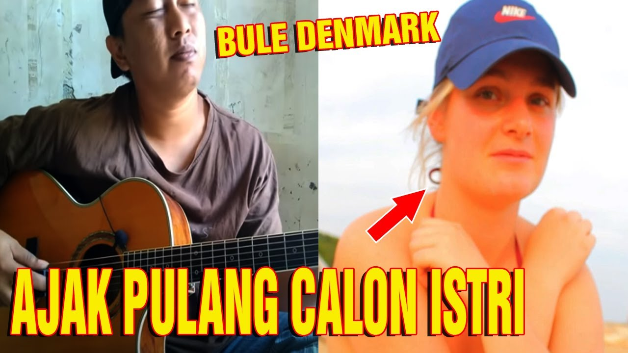 CALON ISTRI‼️Bule Asal Denmark Merinding Melihat Skil Alip Ba Ta