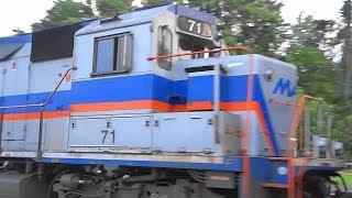 Friendly MARC Train Crew Recognizes Railfans