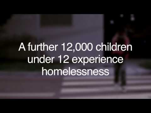 St Vincent de Paul Society Homelessness clip 2013