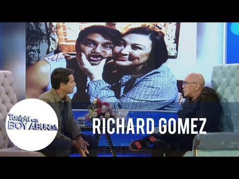 TWBA: Richard Gomez and Sharon Cuneta's sparks after 15 years