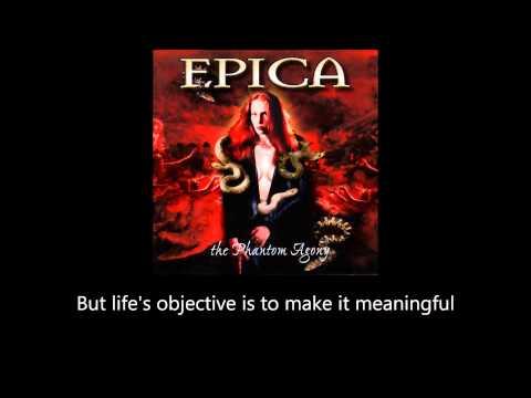 Epica - Sensorium (Lyrics)