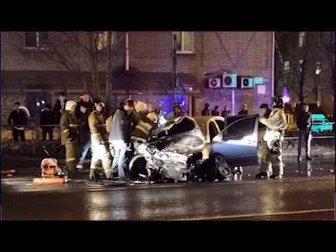 (12+)  Авария на ул. Мира