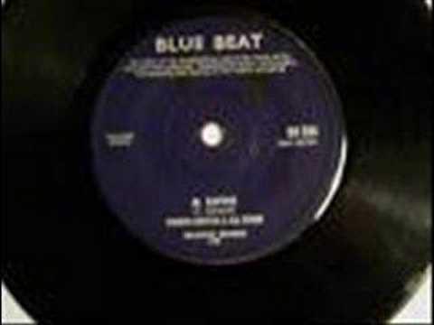 Prince Buster ( Al Capone) Blue Beat, Ska.