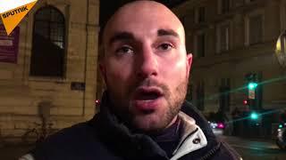 La marche aux flambeaux Sainte-Geneviève à Paris