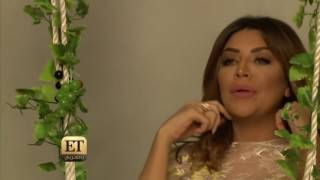 بالفيديو- أمل بوشوشة تكشف عن جنس مولودها الأول وشهيتها مفتوحه كثيرا تجاه هذا الشيء
