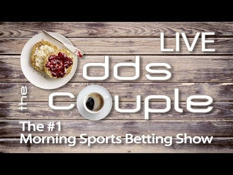 The Odds Couple | MLB Picks Of The Day w/ Drew & Jimmy The Bag