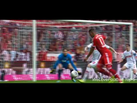 Jerome Boateng | Top 5 Goals | 2012-2016 [HD]
