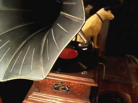 Jewel Song from Faust  -  Mme. Adelina Patti  -  1905 Gramophone & Typewriter Co. Record