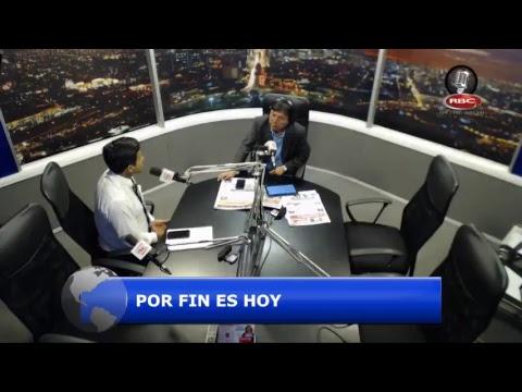 2018-02-21 // Por Fin es Hoy - Radio RBC 104.7 FM