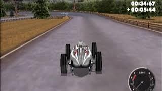 Spirit of Speed 1937 Dreamcast Intro + Gameplay
