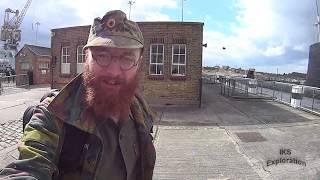 Exploring a WW2 BATTLESHIP (VLOG 27)