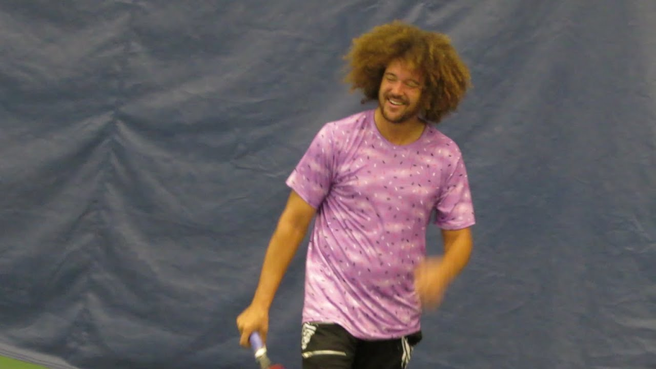 Redfoo Tennis Player