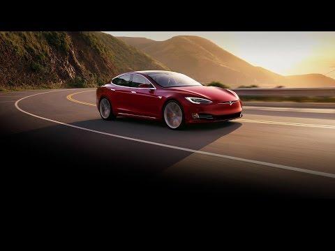 Tesla Model S P100D L and X P100D L