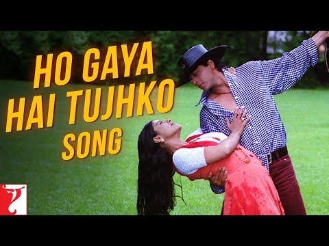 Ho Gaya Hai Tujhko Song | Dilwale Dulhania Le Jayenge | Shah