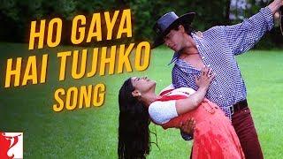 ho gaya hai tujhko toh pyar sajna song dilwale dulhania le jayenge shah rukh khan kajol