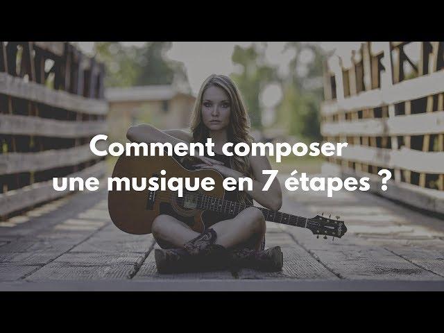 Tutoriel : Comment composer une musique en 7 étapes ? [Mixage en Home Studio]