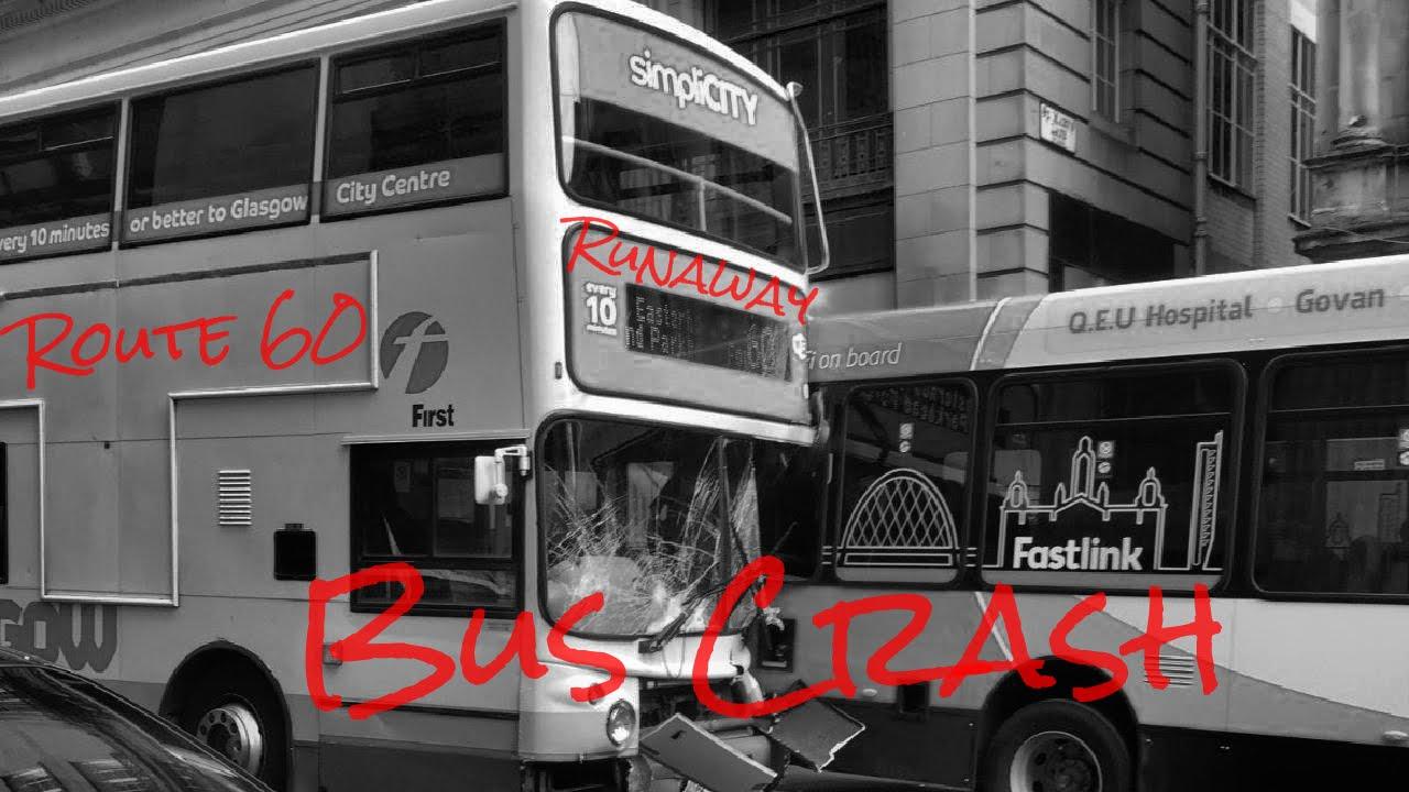 Glasgow Route 60 Bus Crash