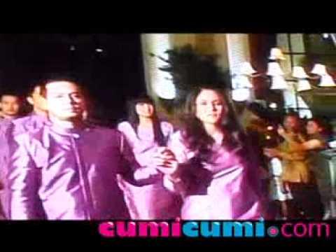 Pernikahan Unik 1001 Malam Indra Bekti & Aldila Jelita - CumiCumi.com