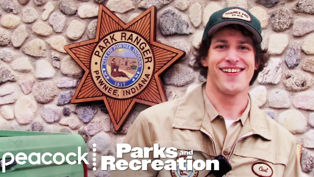 Park Ranger Carl - Parks and Recreation