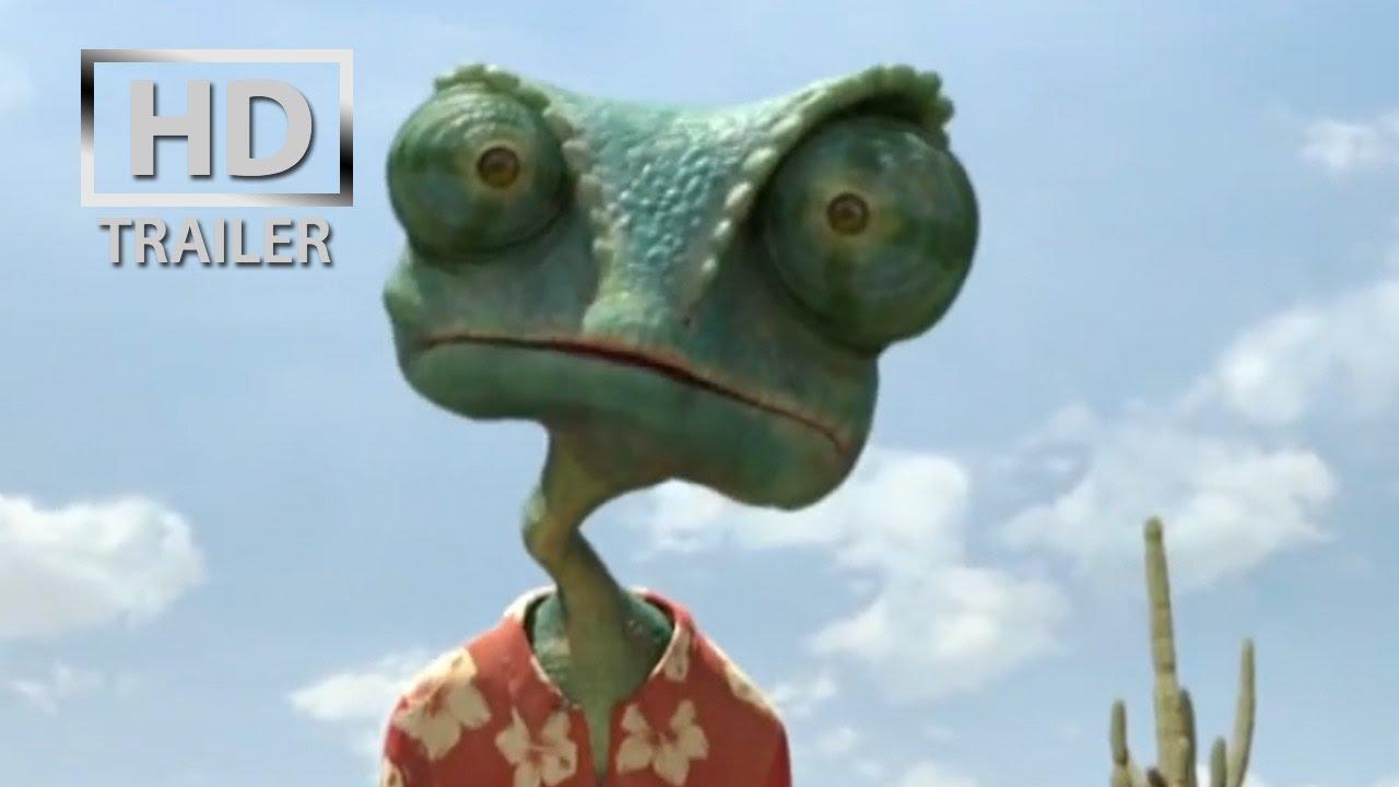 Download Rango | OFFICIAL trailer US (2011)
