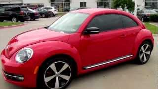 2013 Volkswagen Beetle Review and Information