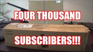 huge evike unboxing amazon unboxing   4 000 subscribers