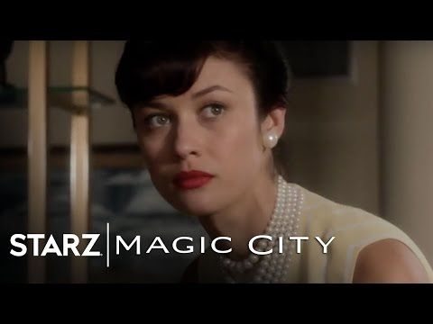 Magic City  Magic City Ladies: The Bad and the Beautiful STARZ