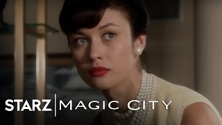 Magic City | Magic City Ladies: The Bad and the Beautiful| STARZ