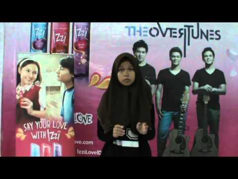 Izzi Video Music Star   Nisa Azaria   Tell of the one #Izzivmstar2