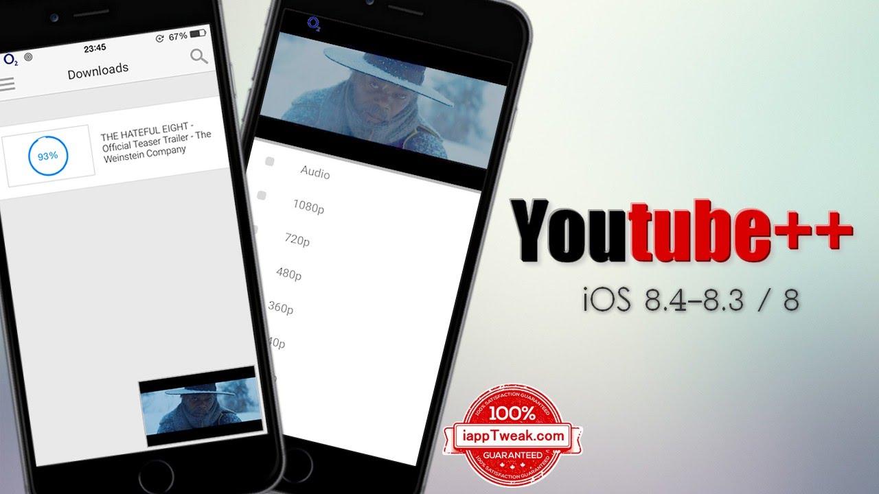 download youtube videos tweak ios 7