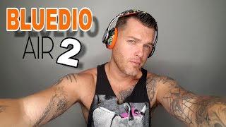 Coolest Wireless Headphones w/ GREAT Sound | Bluedio Air 2