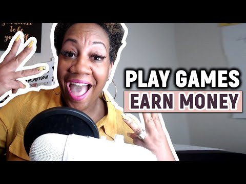 EARN REAL  MONEY PLAYING PHONE GAMES FOR FREE 2019