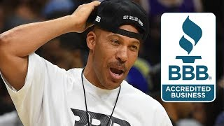 War of the BBB's: Lavar Ball's Big Baller Brand SLAPPED with MASSIVE Lawsuit