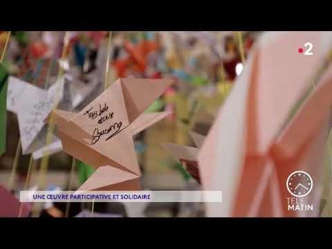 Download Origami for life dans Télématin avec Charles Kaisin